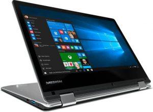Medion laptop aanbieding